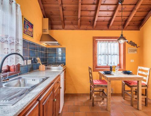 Casa Amaru Küche