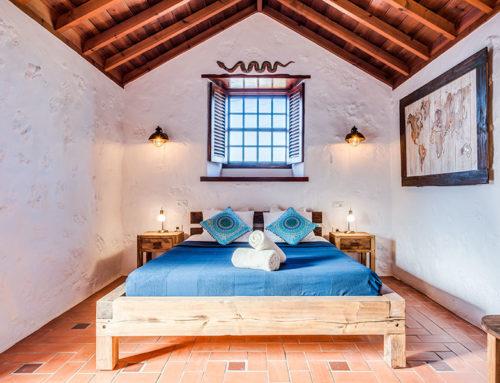 Casa Amaru Schlafzimmer