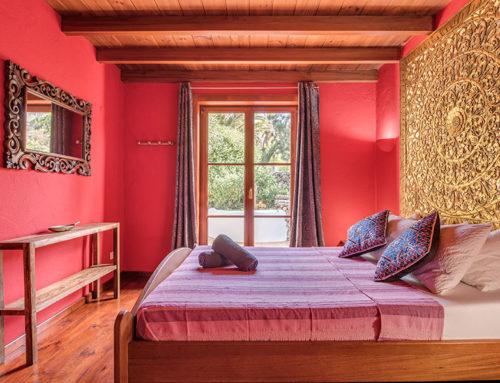 Casa Puma Schlafzimmer